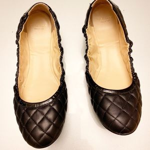 Cole Haan   Cortland Quilted Ballet Flat Shoes   7